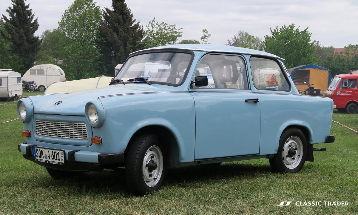 autosan classic - Trabant 601