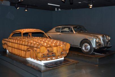 Lancia Aurelia & Alfa Romeo Gerüst