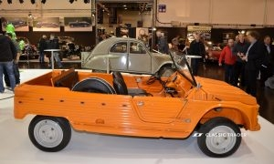 autosan classic - Citroen Mehari