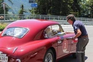 Oldtimer-Rallye Prüfung 2