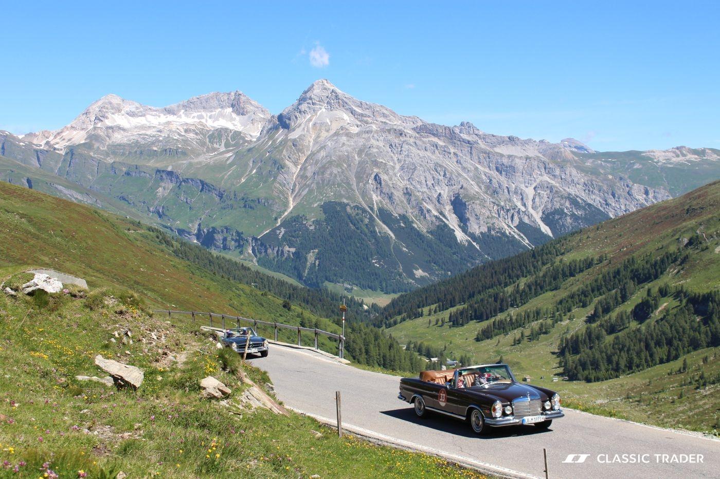 Oldtimer-Rallye Passione Caracciola