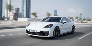 Kolumne Zeitsprünge | Porsche Panamera GTS