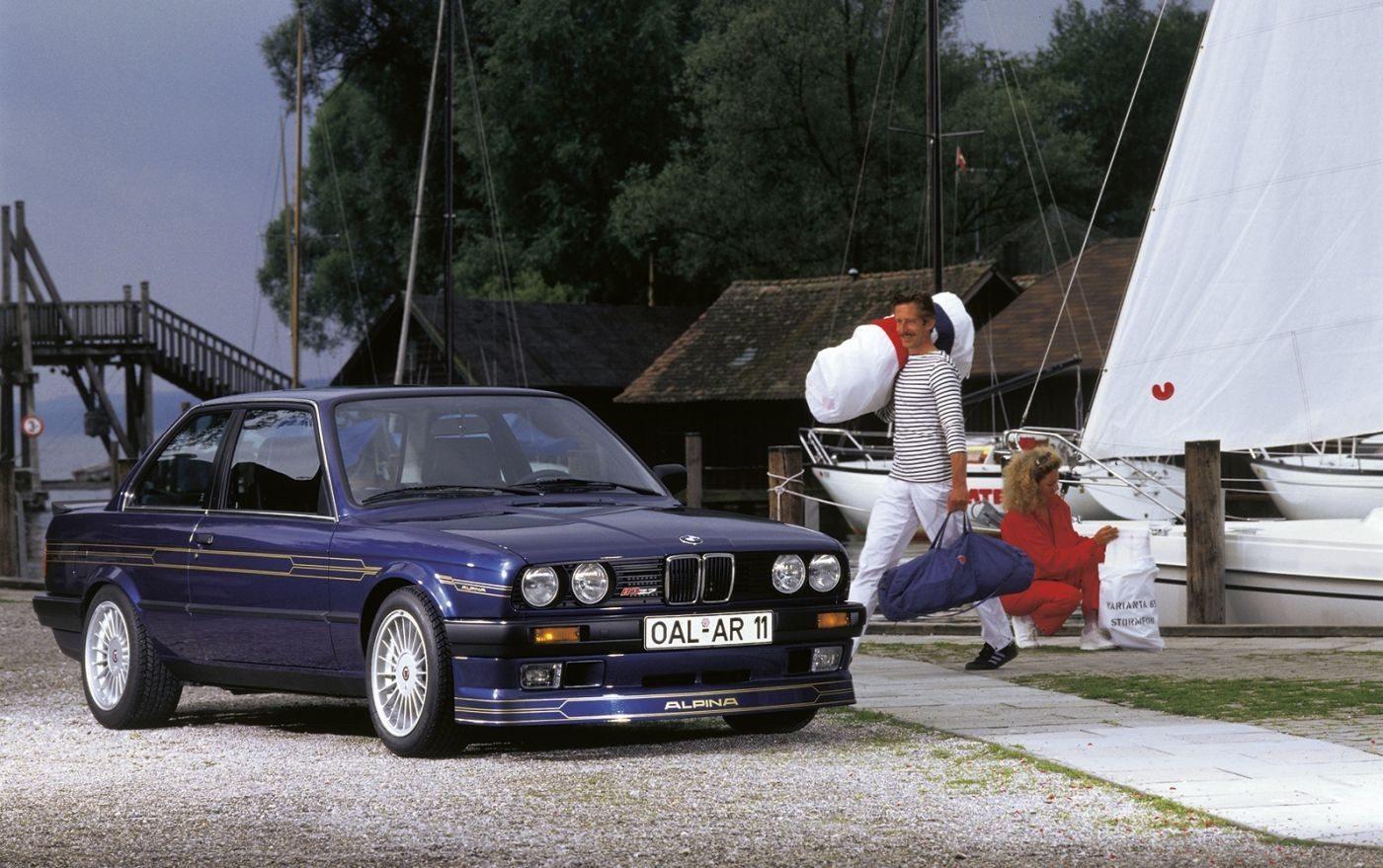 Alpina BMW 3er E30 B3 2.7