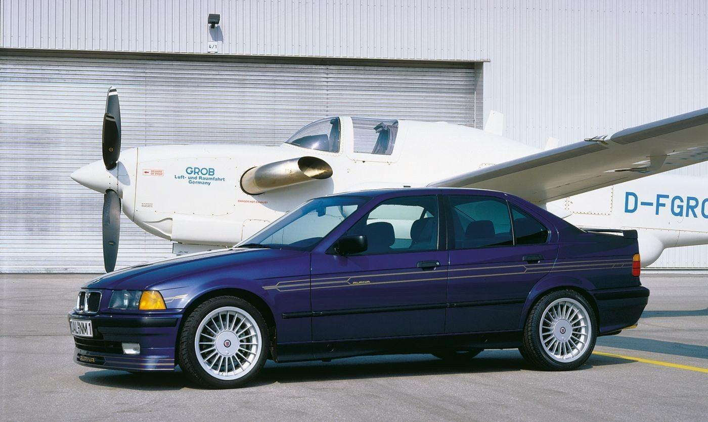 Alpina BMW 3er E36 B6 2.8