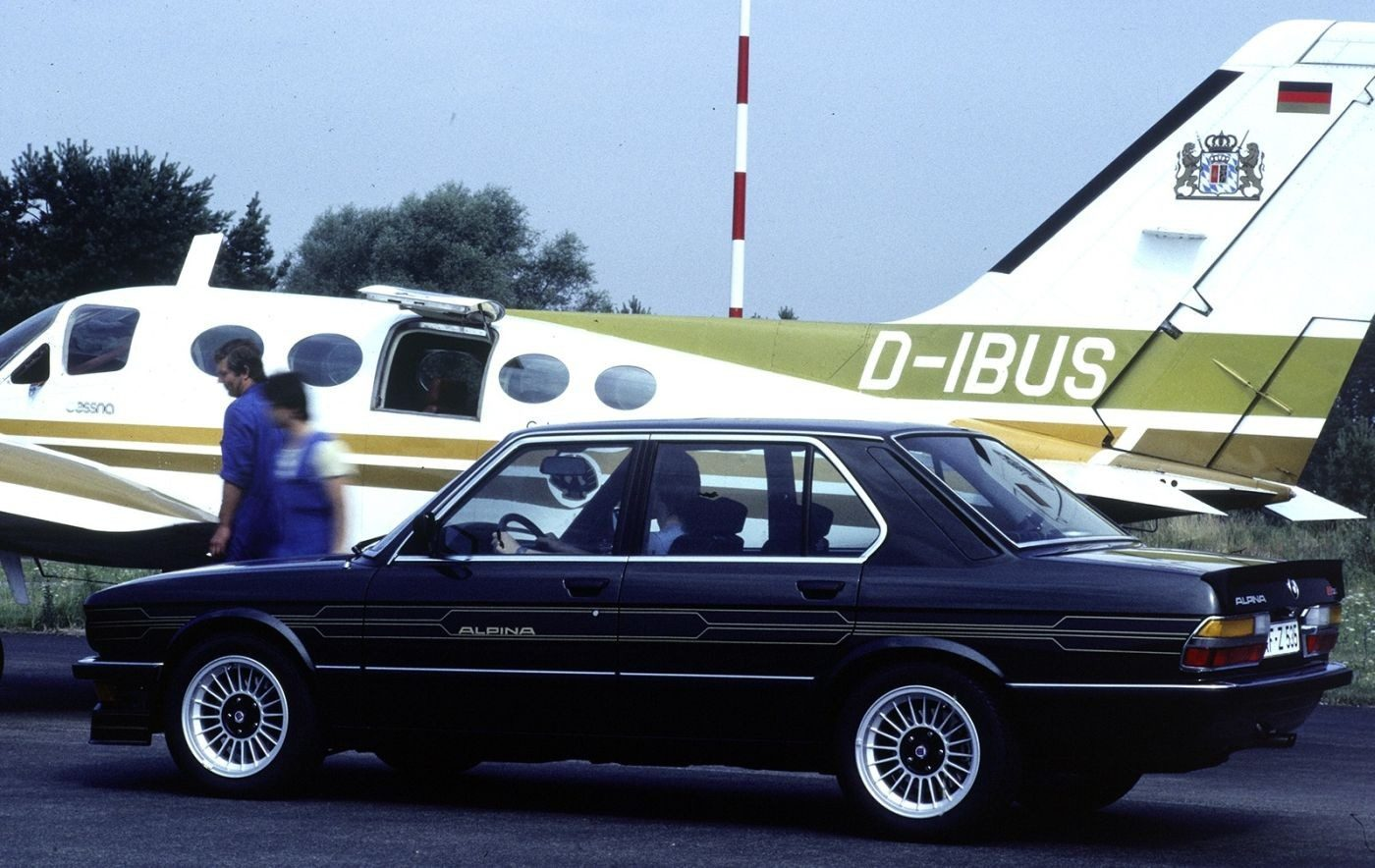 Alpina BMW 5er E28 B9 3.5