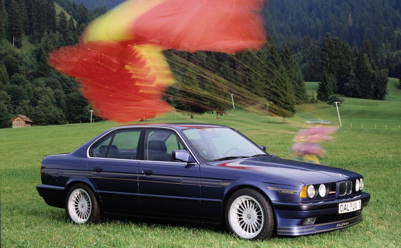 Alpina BMW 5er E34 B10 3.5