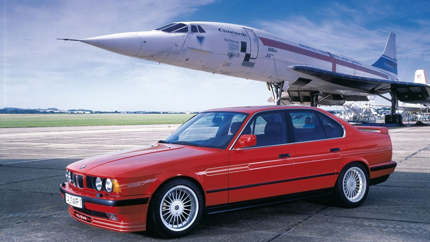 Alpina BMW 5er E34 B10 BITURBO