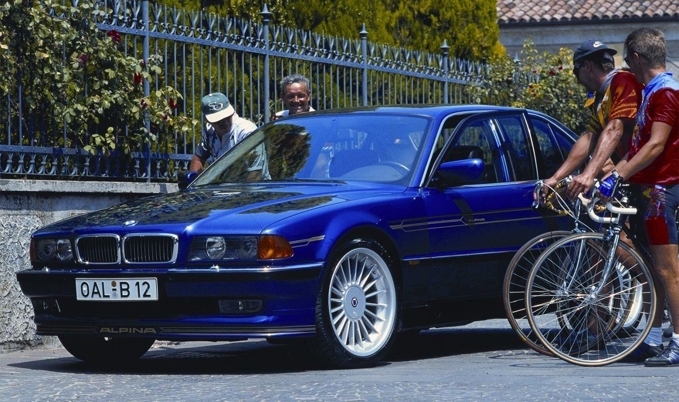 Alpina BMW 7er E38 B12 5.7