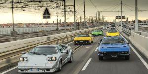 Concours d'Élégance Lamborghini & Design – Karneval der Stiere