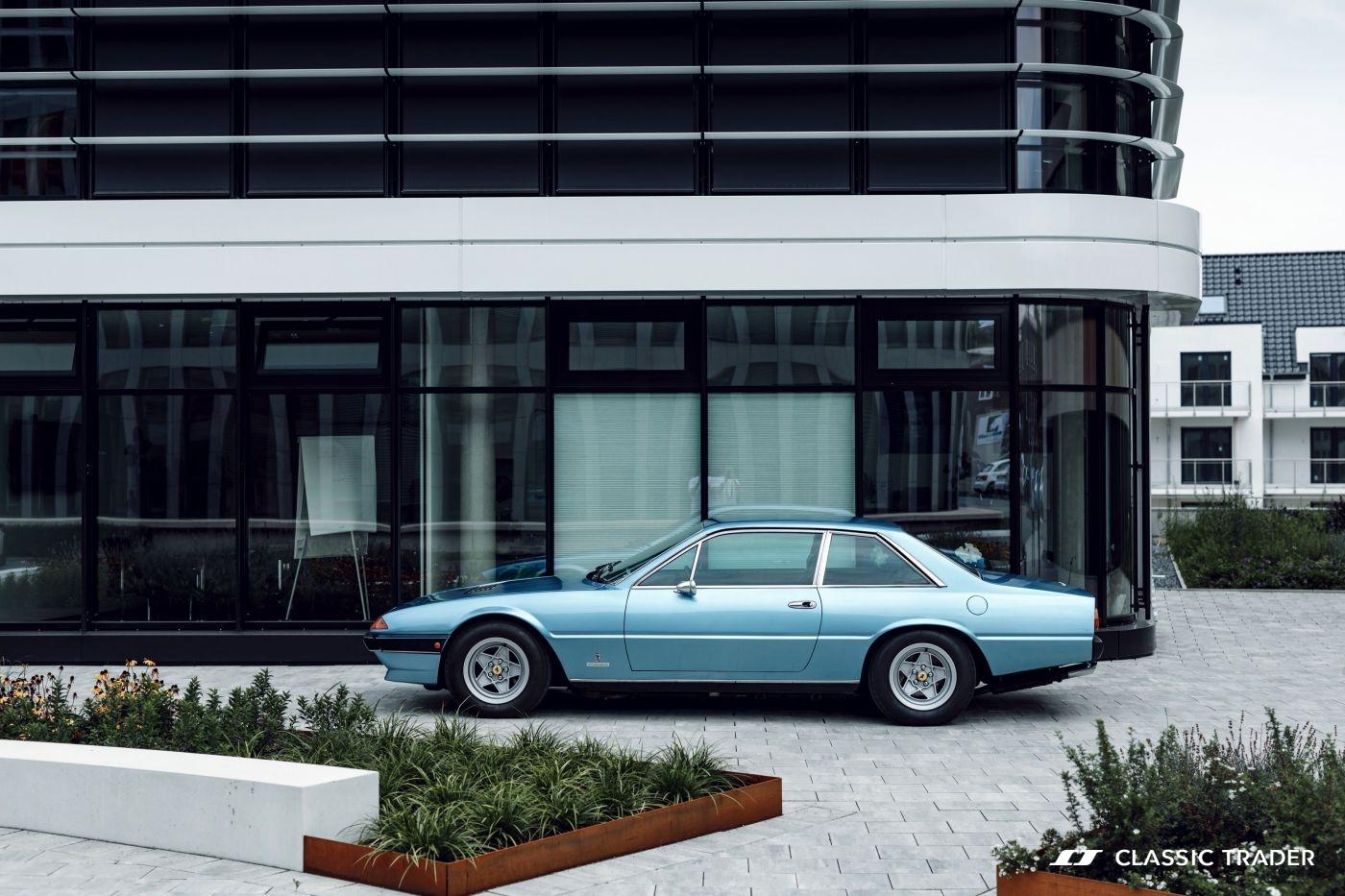 Ferrari 400 GT 1979 Seite (3)