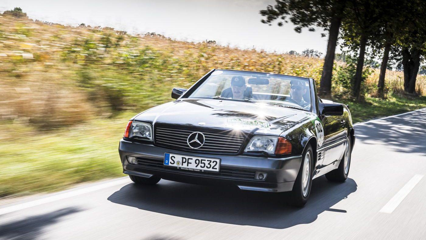 Hamburg-Berlin-Klassik 2019 Mercedes-Benz 300 SL (3)