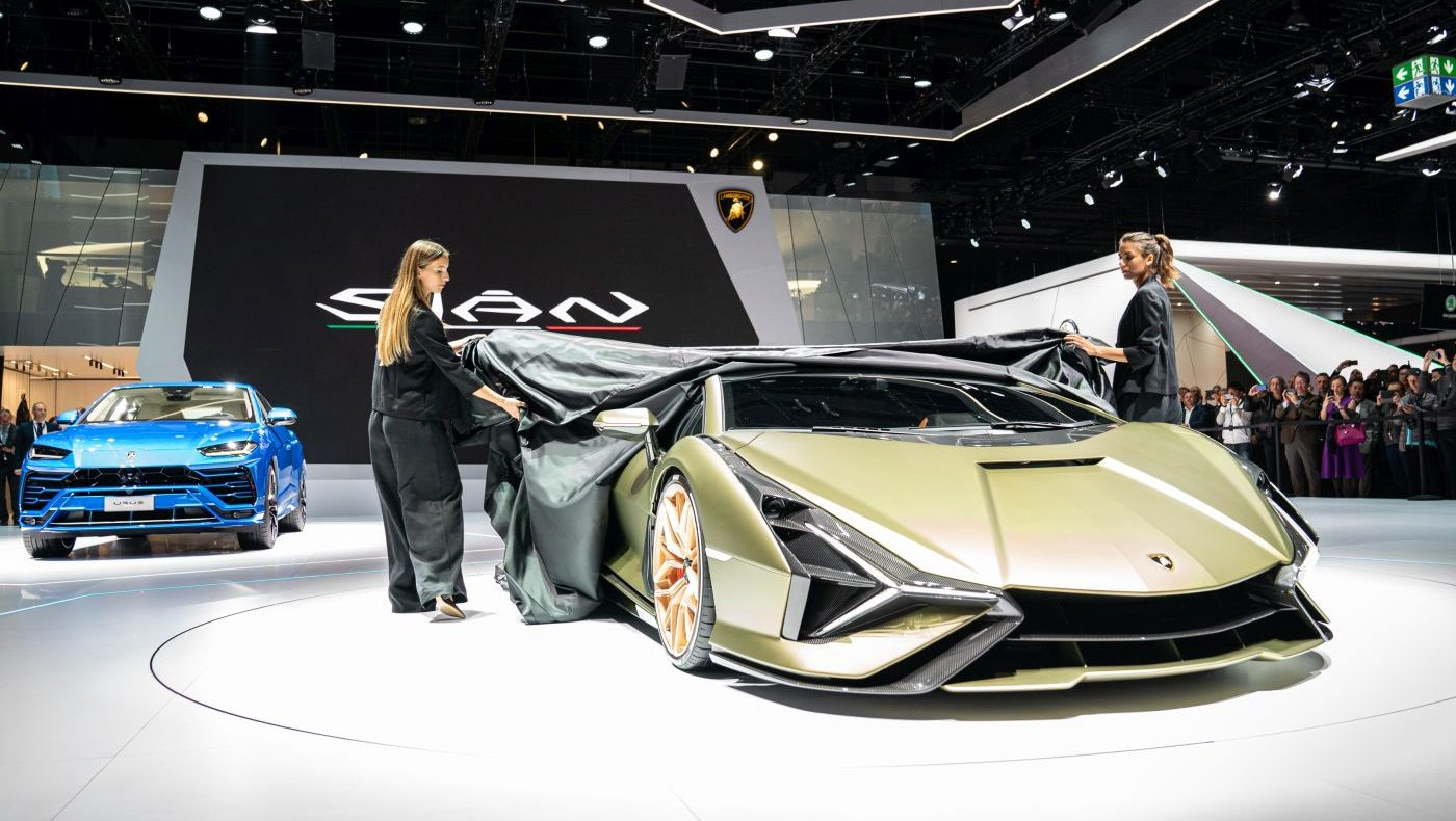 IAA 2019 Lamborghini Sian (12)