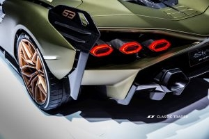 IAA 2019 Lamborghini Sian (5)