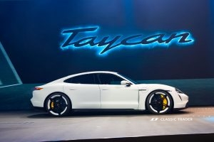 IAA 2019 Porsche Taycan (15)