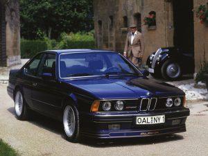 Alpina BMW 6er E24 B7 Turbo 1