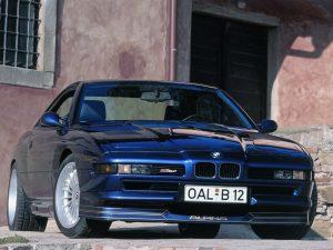 Alpina BMW 8er E31 B12 5.7