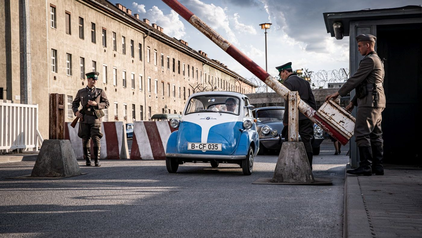 The Small Escape BMW Isetta (3)
