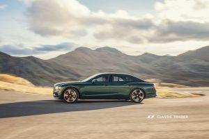 Bentley Flying Spur (70)