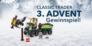 Die Classic Trader Adventsverlosung 2019 – 3. Advent