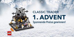 Die Classic Trader Adventsverlosung 2019 – 1. Advent