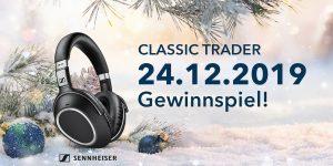 Die Classic Trader Festtagsverlosung: 24.12.2019