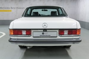 Mercedes-Benz 230 C W123 Heck