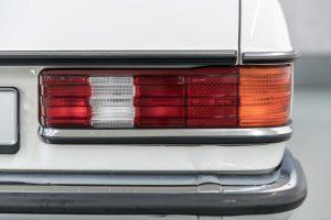 Mercedes-Benz 230 C W123 Heckleuchte (5)