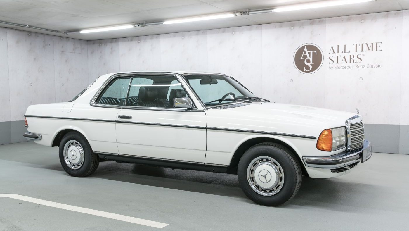 Mercedes-Benz 230 C W123 (6)