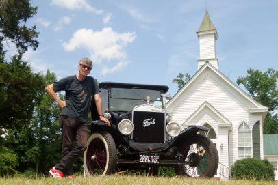 T wie Trouble Tim Moore Ford Model T