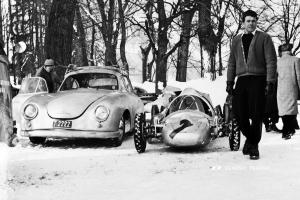 Porsche Gedächtnis Rennen 1955