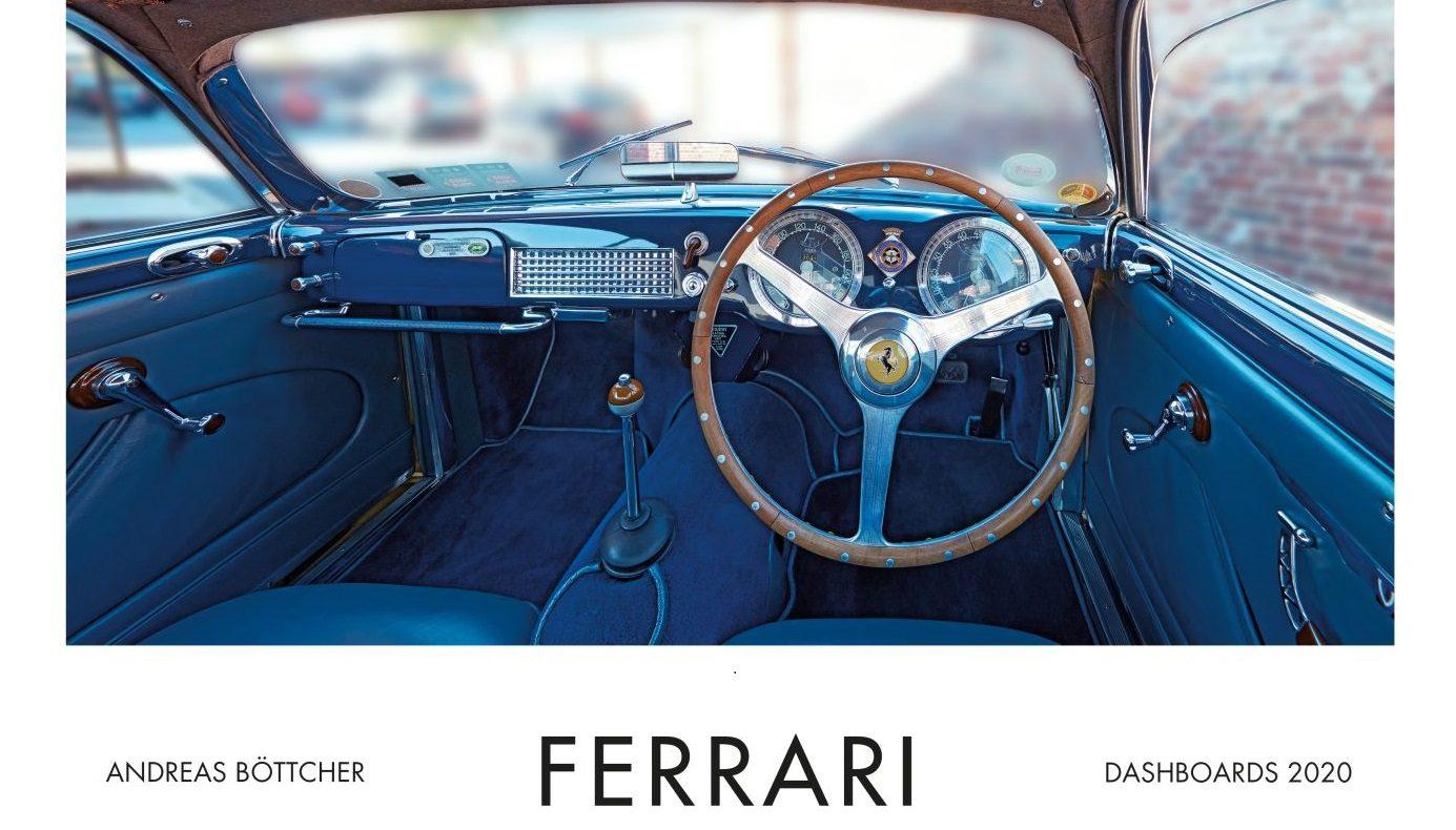Andreas Böttcher Ferrari Dashboards Titel