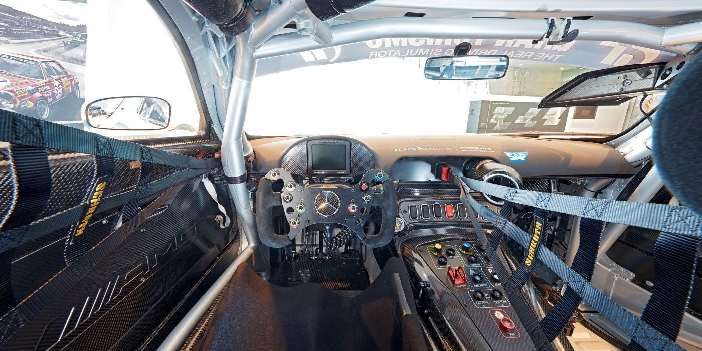 Andreas Böttcher Mercedes Benz Dashboards