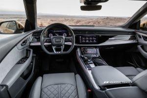 Audi Q8 50 TDI quattro Interieur (13)