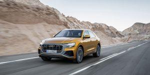 Kolumne Zeitsprünge | Audi Q8 50 TDI quattro – Bullige Eleganz