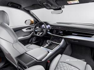 Audi Q8 50 TDI quattro Cockpit