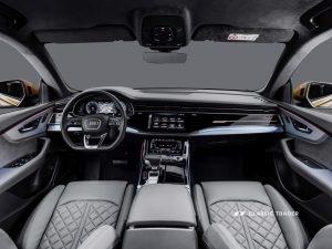 Audi Q8 50 TDI quattro Cockpit (3)