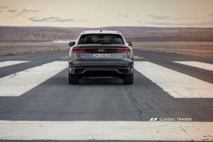 Audi Q8 50 TDI quattro Heck