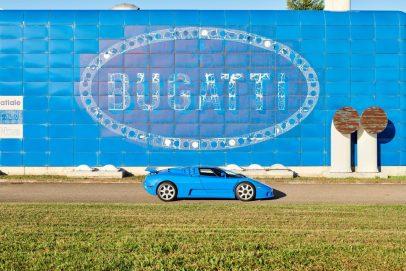Bugatti EB 110 SS Romano Artioli (1)