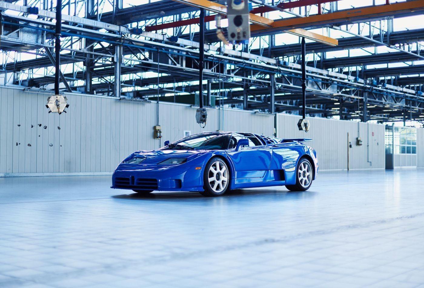 Bugatti EB 110 SS Romano Artioli (9)