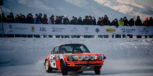 GP ICE RACE 2020: Das Spektakel auf Eis kehrt zurück