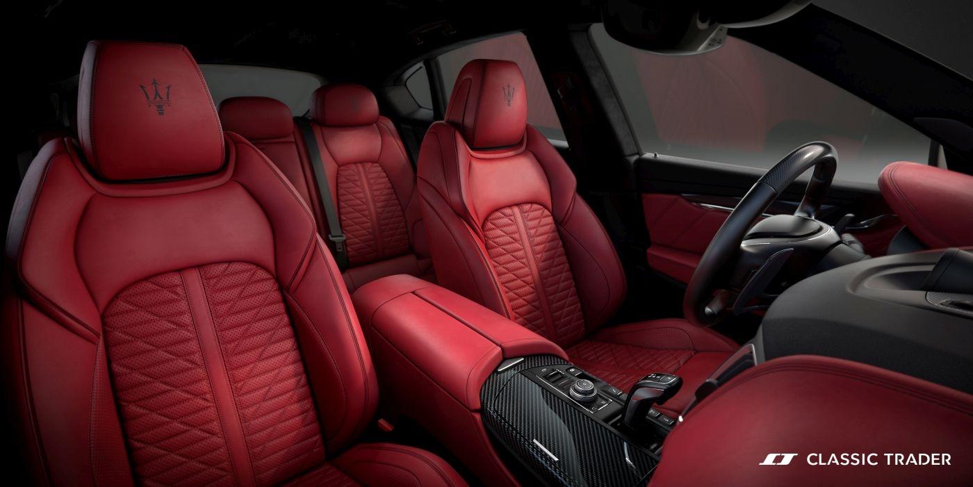 Maserati Levante Interieur (2)