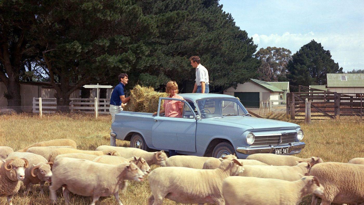 1963 Holden Ute