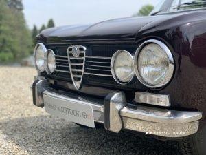 Alfa Romeo Giulia Super 1.3 1973 (2)