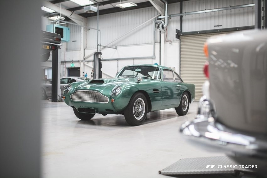 The London Classic Car Show 2020 Over 70 Million Worth Of Cars For Sale