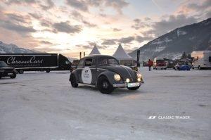 GP Ice Race 2020 - VW Käfer Ovali