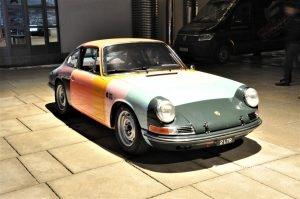 GP Ice Race 2020 - Paul Smith Porsche 911 2.0