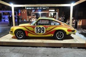 GP Ice Race 2020 - Luftgekühlt, Porsche 911 S/T