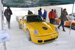 GP Ice Race 2020 - RUF CTR Yellowbird