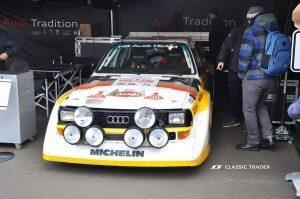 GP Ice Race 2020 - Audi Sport Quattro Walter Röhrl Christian Geistdörfer