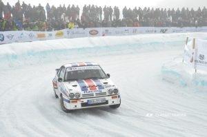 GP Ice Race 2020 - Opel Manta 400